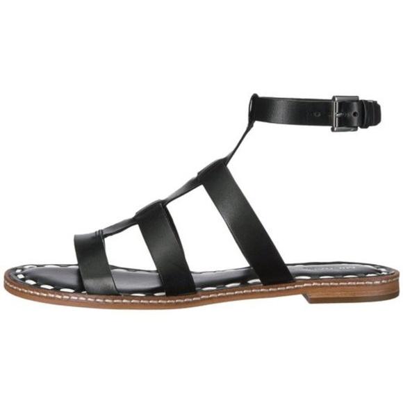 fcf90737158 Michael Kors Fallon Gladiator Sandal in Black opt